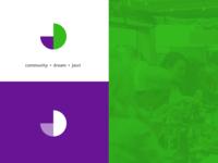 Jasvi application logo concept