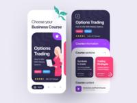 Finance Course App