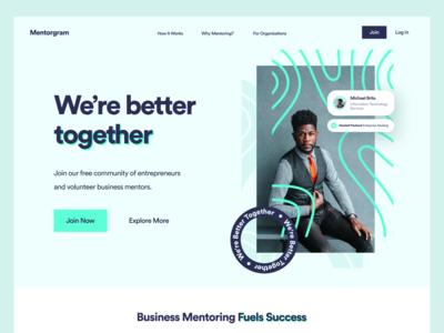 Mentorgram Website