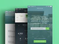 Rexus App WIP