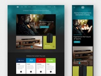 Dolby Redesign