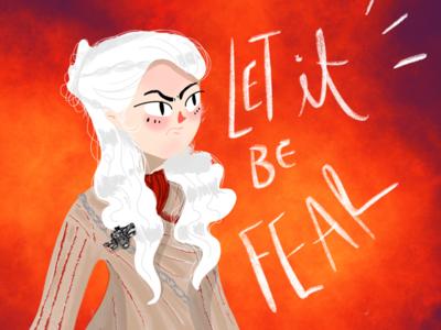 Let It Be Fear