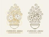 Curried Away Logo