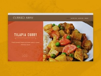 Curried Away Web Page