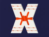 X–36 Days of Type