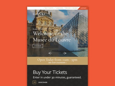 Louvre Redesign