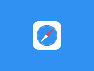 Safari iOS7 Fix ios7 safari app icon design fix