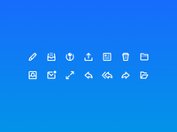 Bmail Icon Set