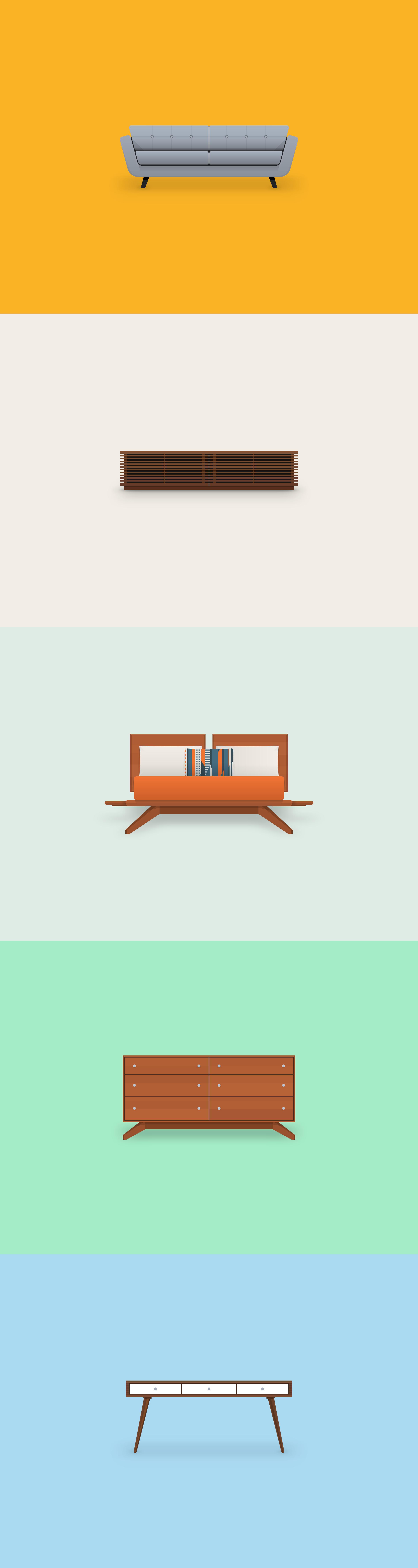 Furniture large 2x