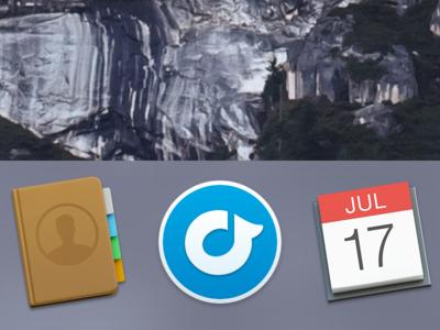 Rdio Mac Icon rdio mac icon yosemite osx app 10.10