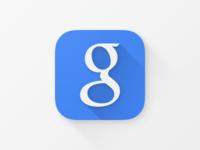 Google iOS App Icon