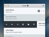 Mini Email App
