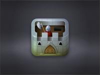 Castle iOS icon practice