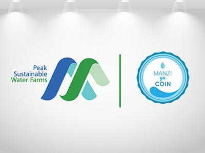 Peaksw logo farms water sustainable peak