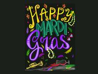 Mardi Gras sketch