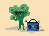 Broccoli Jam