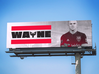 D.C. United Wayne Roony Billboard - Proposed