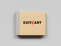 Exit Art | The First World Visual Identity