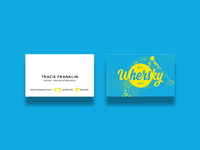 Whersky Business Cards