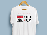 PGA Tours Dell Technologies Match Play Tee - Proposed