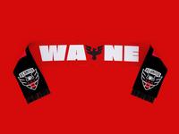 D.C. United   WAYNE Scarf - Proposed