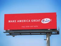 Make America Great!