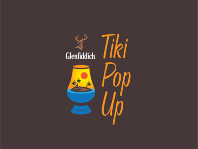 Glenfiddich Scotch Tiki Pop-Up