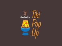 Glenfiddich Scotch Tiki Pop-Up