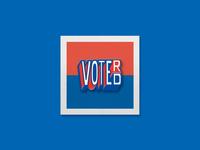 VOTE(R) or VOTE(D) 🇺🇸📌