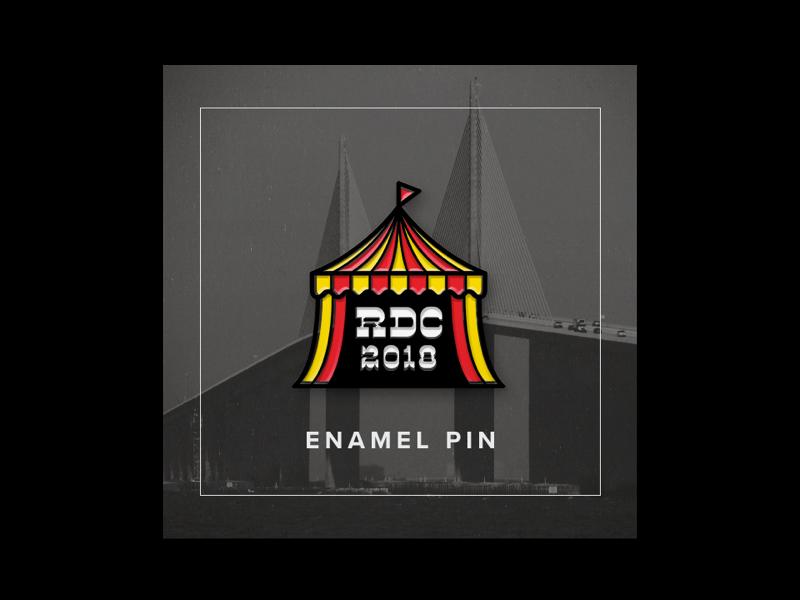 USBG Tampa Bay Repeal Day Conference 2018 mockups art design enamel pin repeal day tampa bay usbg