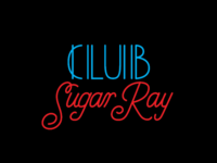 Club Sugar Ray Lettering