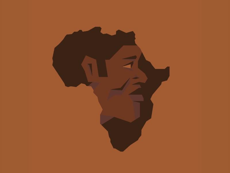 Black Mentorship Identity graphic art illustration design logo vector brand branding icon flat africa face identity