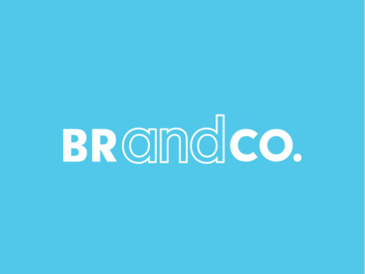 And Brand Co. identity