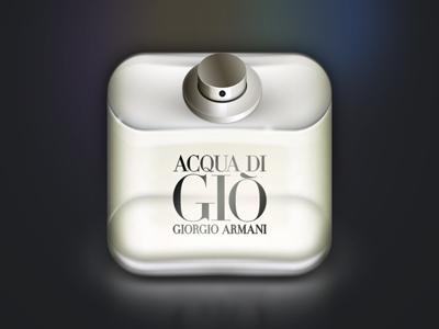 Acqua Di Gió Icon armani gio acqua homme icon