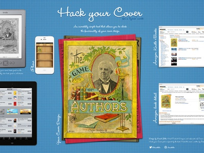 Hack your Cover hack ebook cover test byeink psd