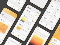 AppDesign For Daily