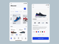 Sneakers Ecommerce App