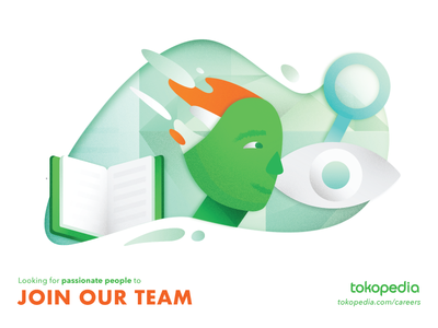 Tokopedia is Hiring!