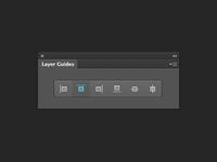 Layer Guides Dark Theme