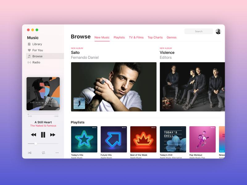 Apple music 06