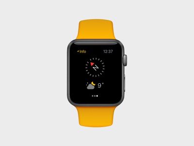 Hiking App for Apple Watch