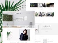 Florine a Blog Website