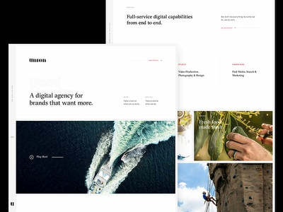 Introducing the new Union website larsseit gtsectra agency union