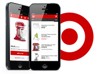 Target iPhone Application