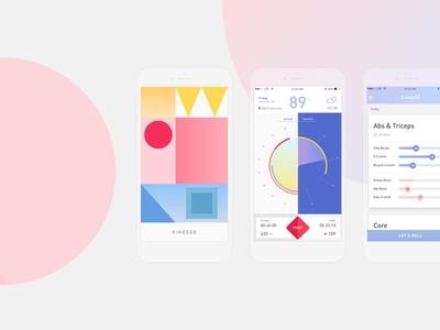 Finesse Mobile App