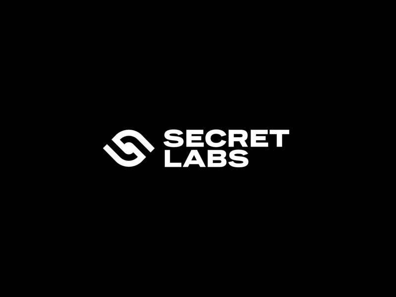 Secret Labs supplements secret logo logotype lab icon