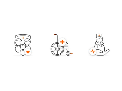 Insurance Product Icons