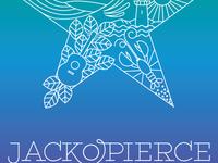Jackopierce at the Vineyard