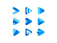 Play Logo Concept