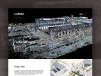 Luminous Website